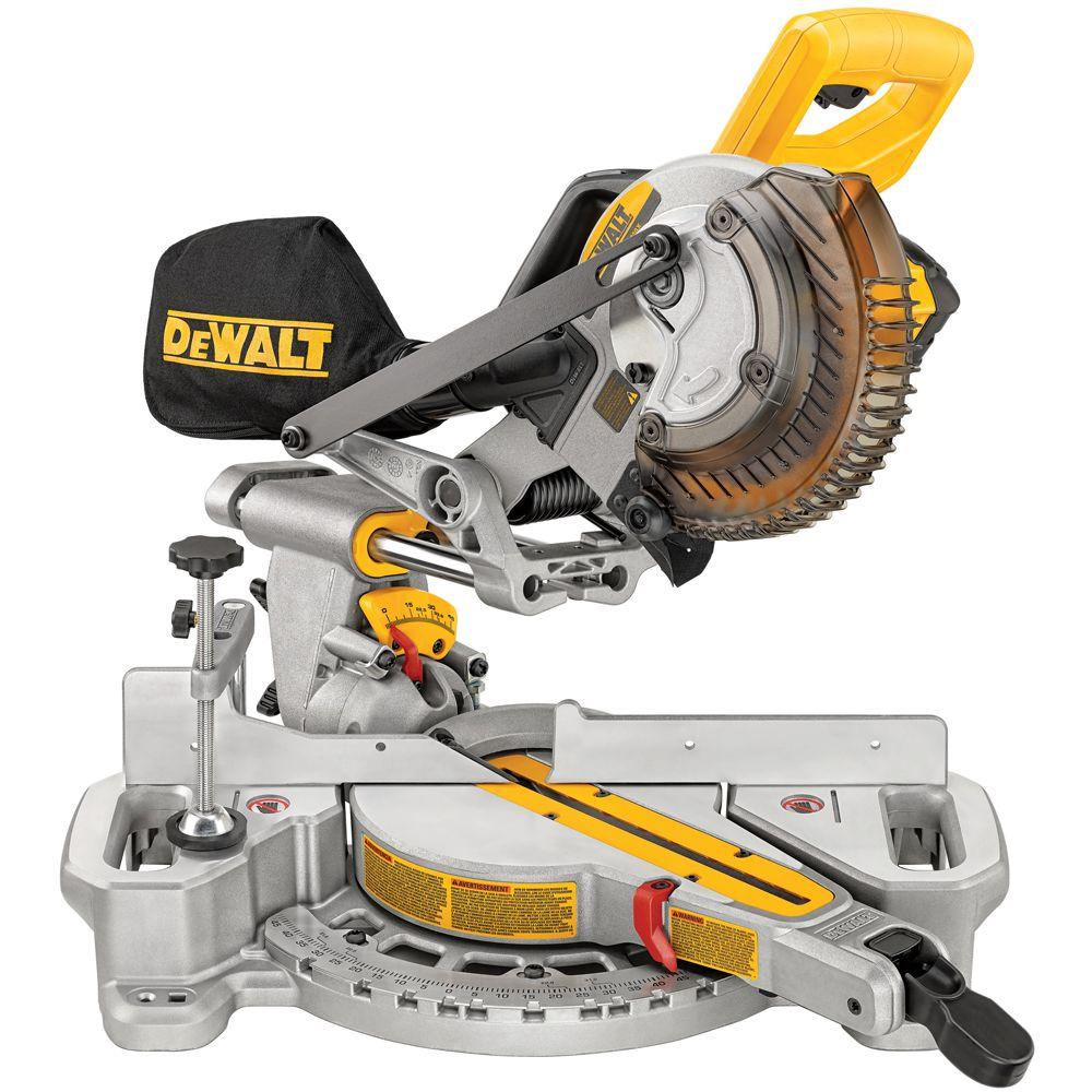 Dewalt 20v max miter saw dcs361m1 spotted tool craze dcs361m1 tool craze 2 greentooth Image collections