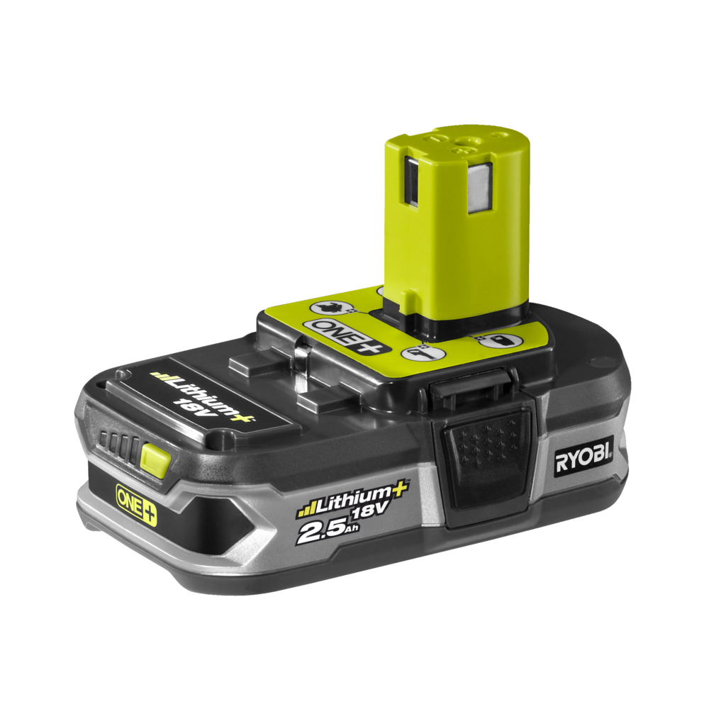 new ryobi 18v li ion compact battery spotted. Black Bedroom Furniture Sets. Home Design Ideas