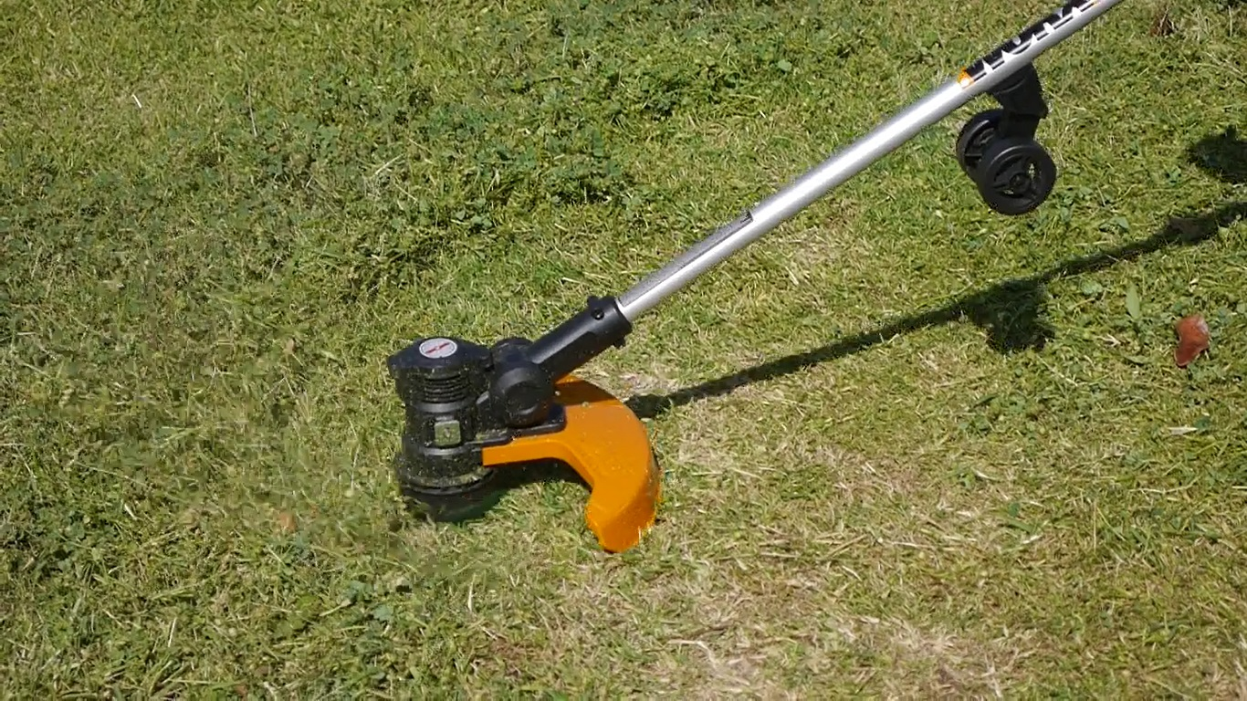 Worx 56v String Trimmer Wg191 Review Tool Craze