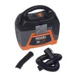 Ridgid X4 18V Cordless Wet Dry Vacuum WD0318