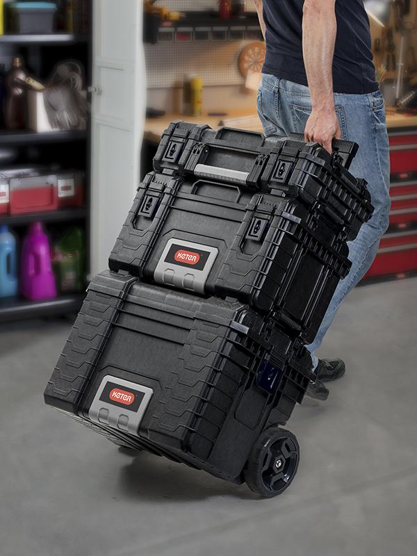 Keter Professional Tool Storage