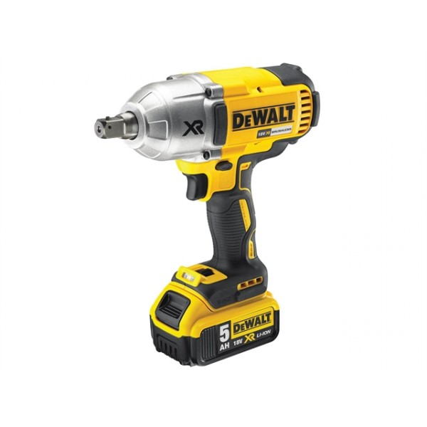 Dewalt 20v max xr brushless high torque 1 2 impact wrench for Dewalt 20v brushless motor