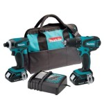 Tool Deal – Makita 18V Impact Driver/Drill Combo Kit w/ 2.0 Batteries $175