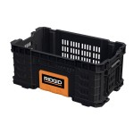 New Ridgid 22″ Pro Tool Storage Box Add On Crate