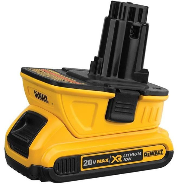 Dewalt 20v Max To 18v Battery Adapter Dca1820 Tool Craze