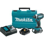 New Makita 18V Compact Drill & Impact driver and batteries with Fuel Gauge