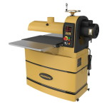 New Powermatic Drum Sander with LED Control Panel & Feed Logic