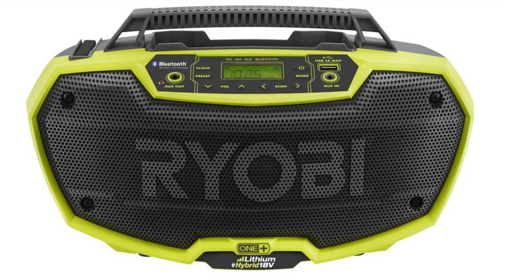 New Ryobi 18v Power Tools Tool Craze