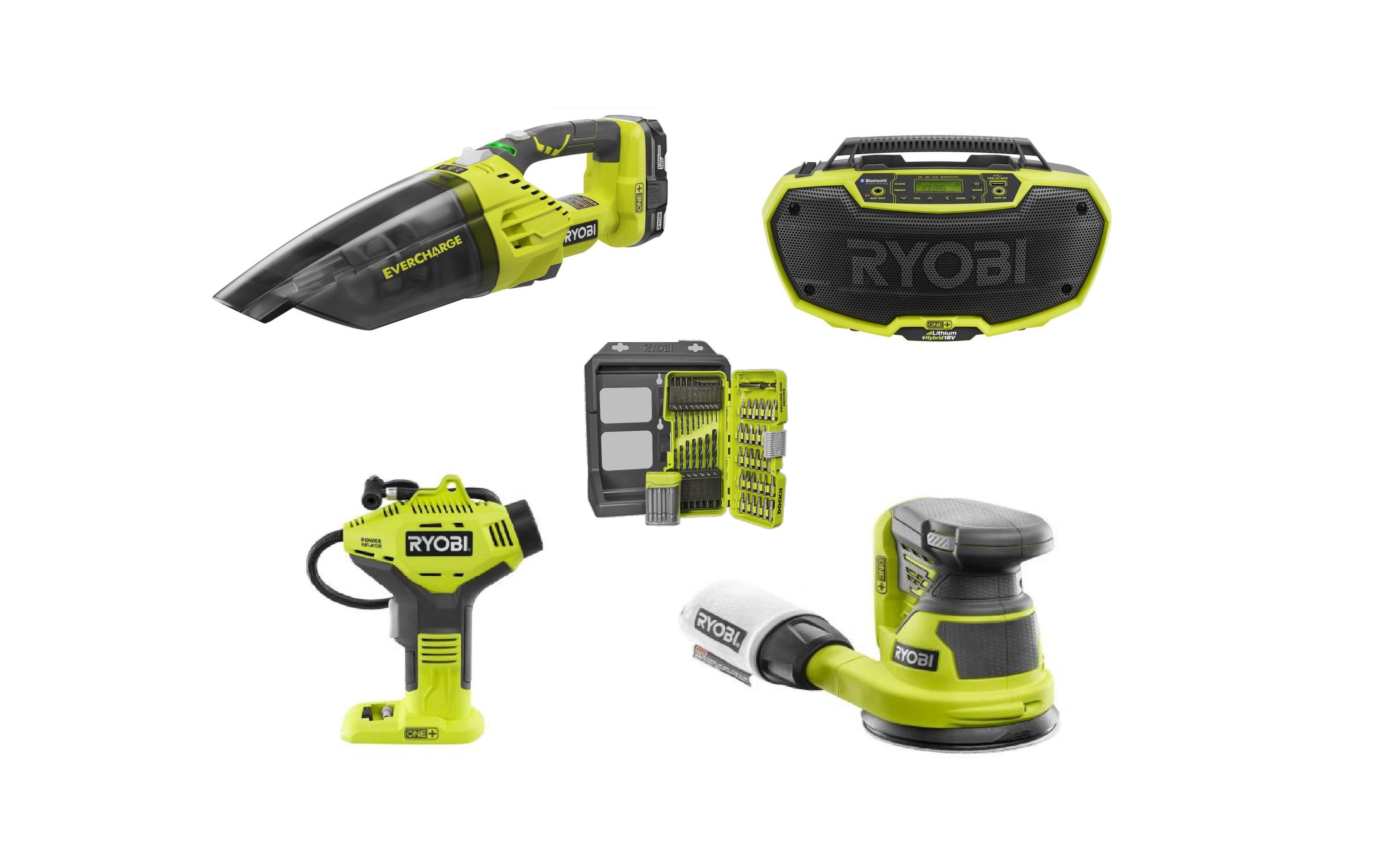 new ryobi 18v power tools tool craze. Black Bedroom Furniture Sets. Home Design Ideas