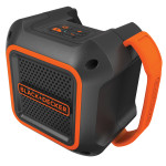New Black + Decker 20V Bluetooth Wireless Speaker