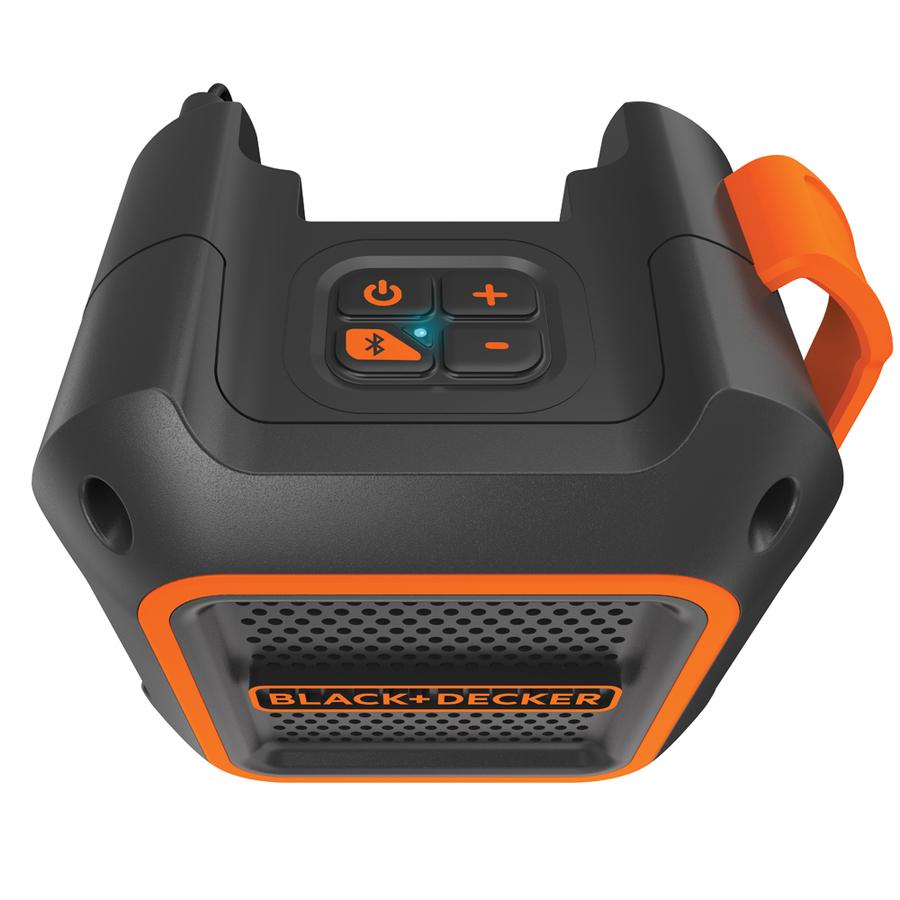 New Black Decker 20v Bluetooth Wireless Speaker Tool Craze