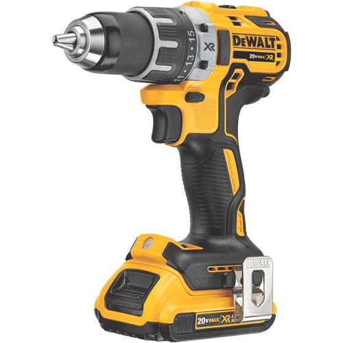 Newest Dewalt 20V Compact Brushless 12 Drill Hammer Drill DCD791