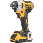 New Dewalt 20V Max Brushless 3 Speed Impact Driver with 1,825 in-lbs torque!