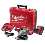 Deal – Milwaukee M18 Fuel Angle Grinder kit 2780-21 $283