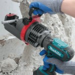 New Makita LXT 18V Cordless Rebar Cutter XCS01Z