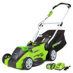 Deal- Green Works 40V 16-Inch Cordless Lawn Mower $208