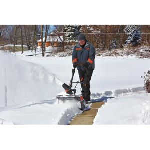 Black + Decker 40V Brushless 21″ Snow Thrower