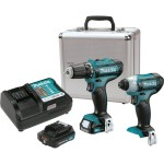 Deal Makita CT226RX 12V 2 Ah CXT Lithium-Ion Drill/Driver Kit $129