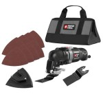 Crazy Deal – Porter Cable 3 amp Multitool with 11 accessories $50