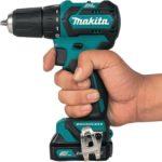 Brushless Makita 12V 3/8″ Drill & Hammer Drill