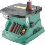 New Grizzly Oscillating Edge Belt And Spindle Sander