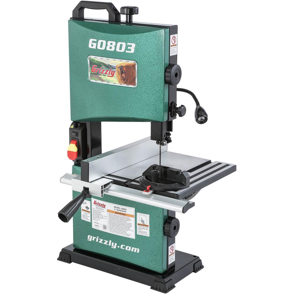 New grizzly g0803 9 inch bandsaw tool craze grizzly g0803 9 inch bandsaw 1 greentooth Gallery