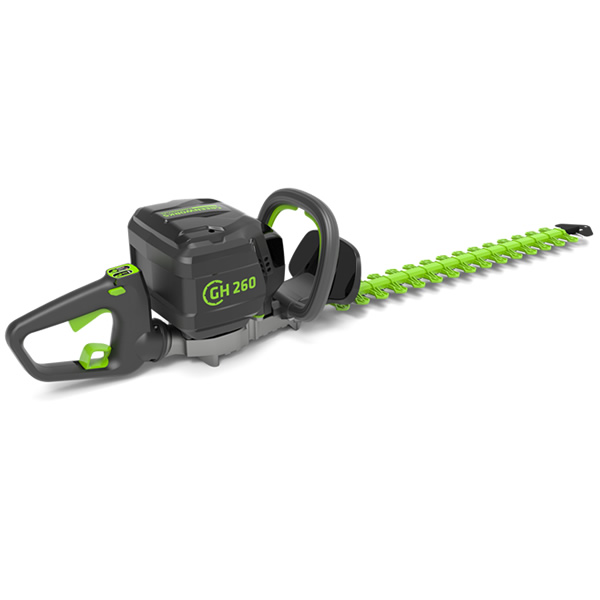 greenworks 82v commercial hedge trimmer