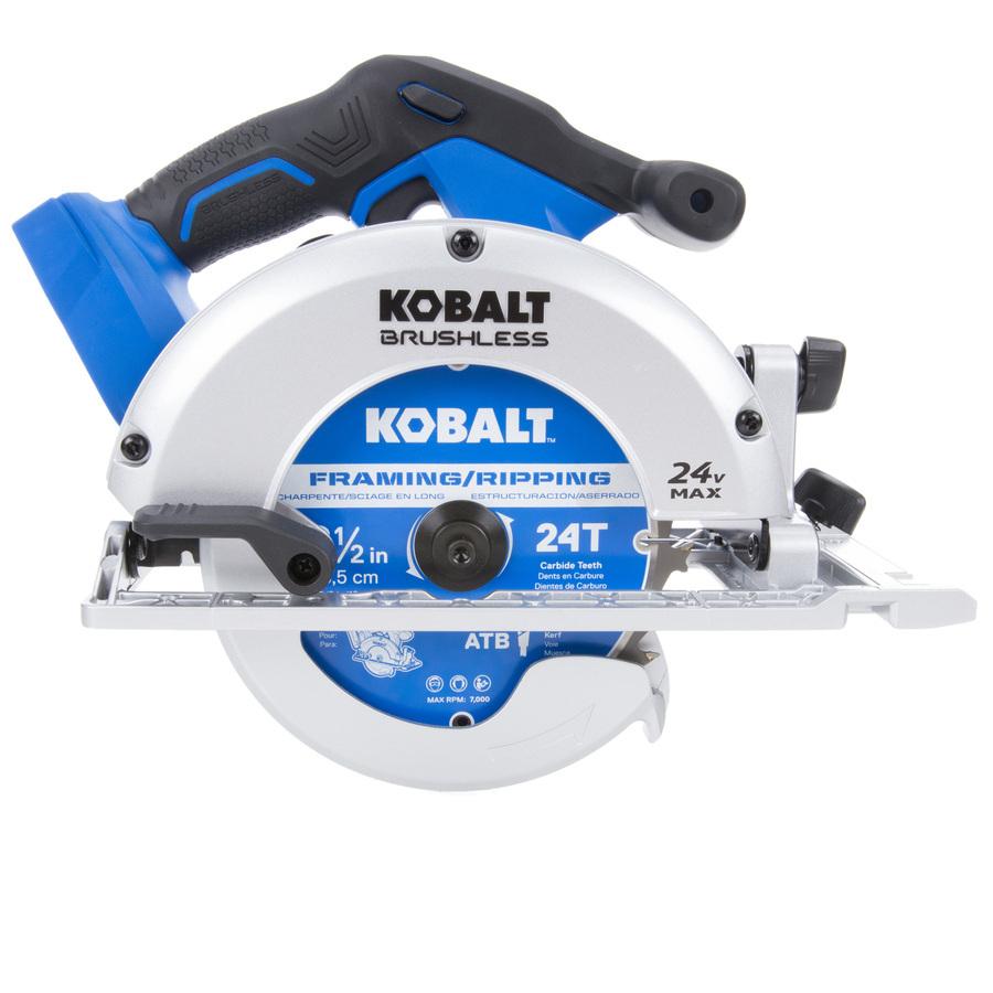 Kobalt 24V circular saw
