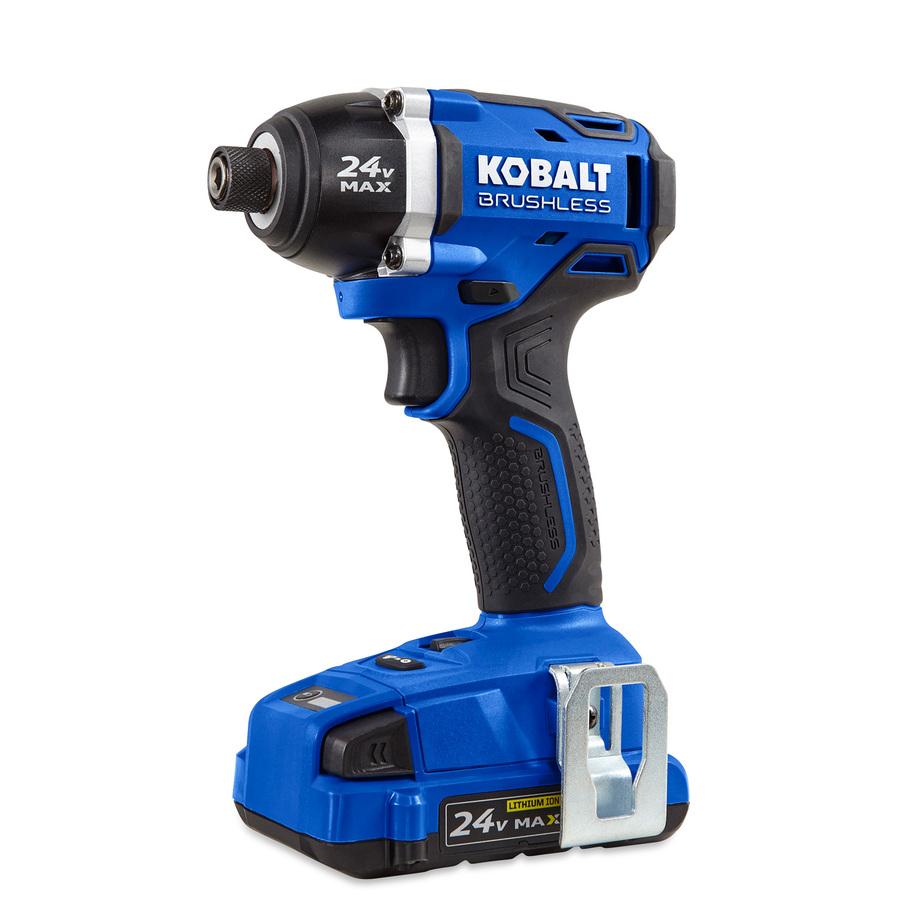 Kobalt 24V impact driver