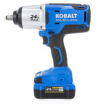 New Kobalt 24V Brushless Power Tool Line