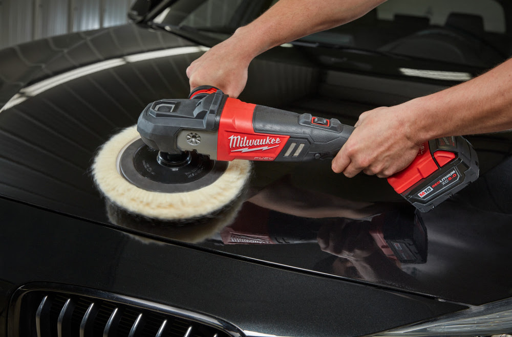 "7"" Variable Speed Polisher Kit"