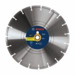 "New Bosch 12"" and 14"" Premium Segmented Diamond Blades"