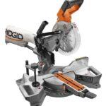 Ridgid 18V Brushless 7-1/4″ Dual Bevel Sliding Miter Saw R48607B