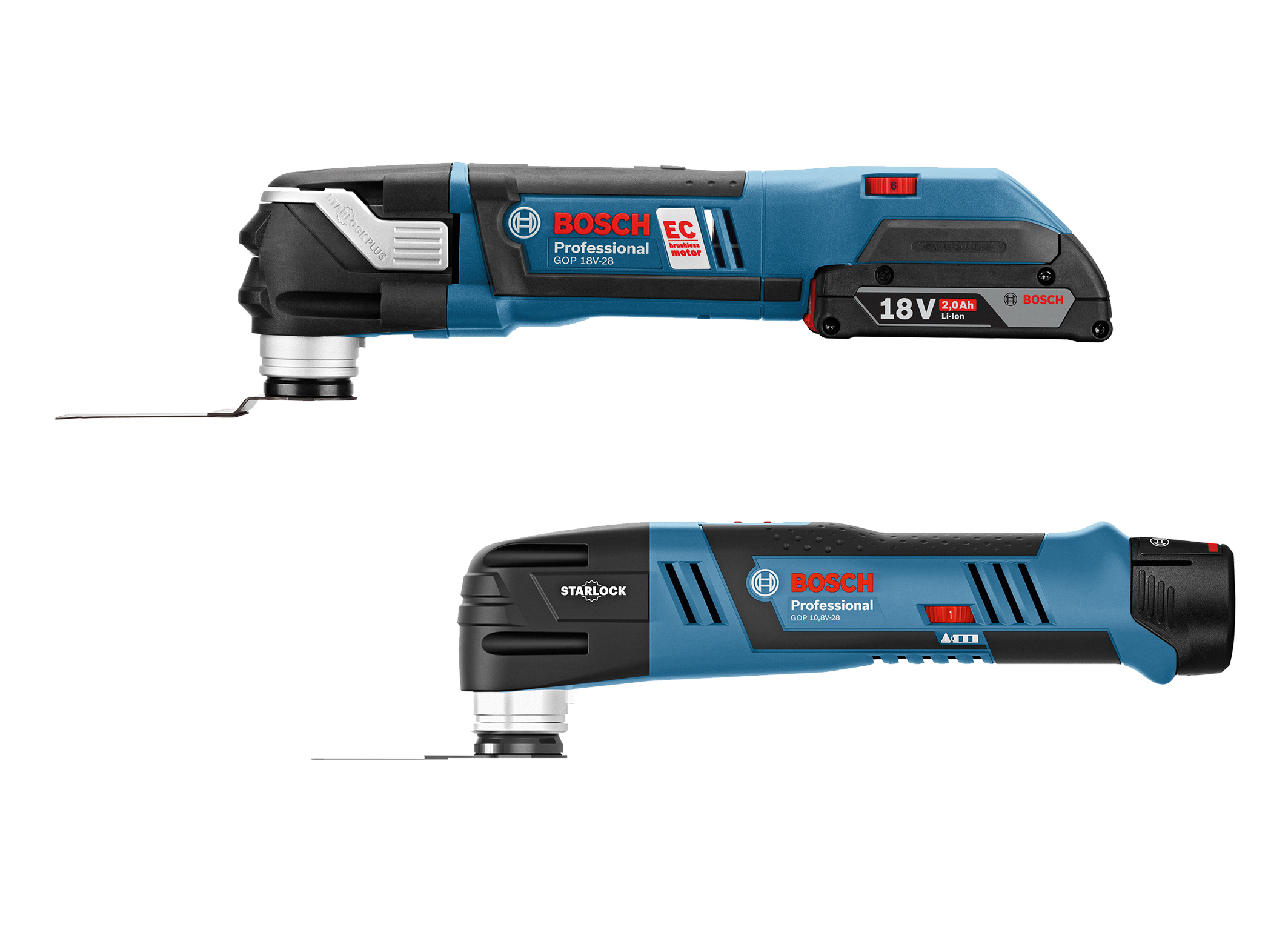 New bosch cordless 18v and 12v oscillating multitools with starlock mount spotted tool craze - Bosch 10 8 v ...
