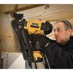 Dewalt 20V Cordless Metal Connecter Nailer DCN693M1