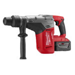 Milwaukee M18 Fuel 1-9/16″ SDS Max Rotary Hammer -World's First Cordless SDS Max Rotary Hammer