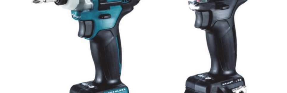 New Makita CXT 12V / 10.8V Brushless Impact Driver TD111D with 1200 in-lbs Torque