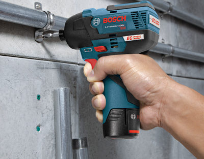 Bosch EC Brushless 12V Impact Driver & 3/8″ Impact Wrench PS42 & PS82