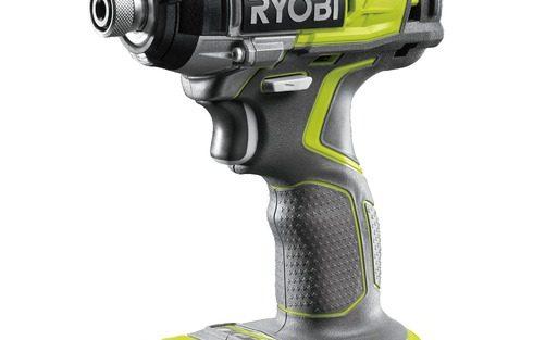 New Ryobi 18V Brushless Impact Driver Spotted