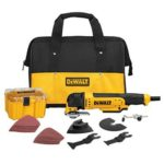 Deal – DEWALT DWE315K Corded Oscillating Tool Kit $129