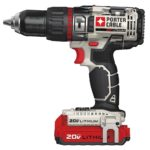 Deal – PORTER-CABLE PCC620LB 20V MAX Lithium Ion Hammer Drill Kit $120