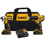 New Budget Dewalt 20V Brushless Drill DCD777 and Impact Driver DCF787