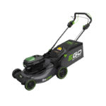 New Ego 56V 20″ Steel Deck Mower Spotted