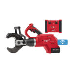 "Milwaukee M18 FORCE LOGIC 3"" Underground Cable Cutter w/ Wireless Remote"