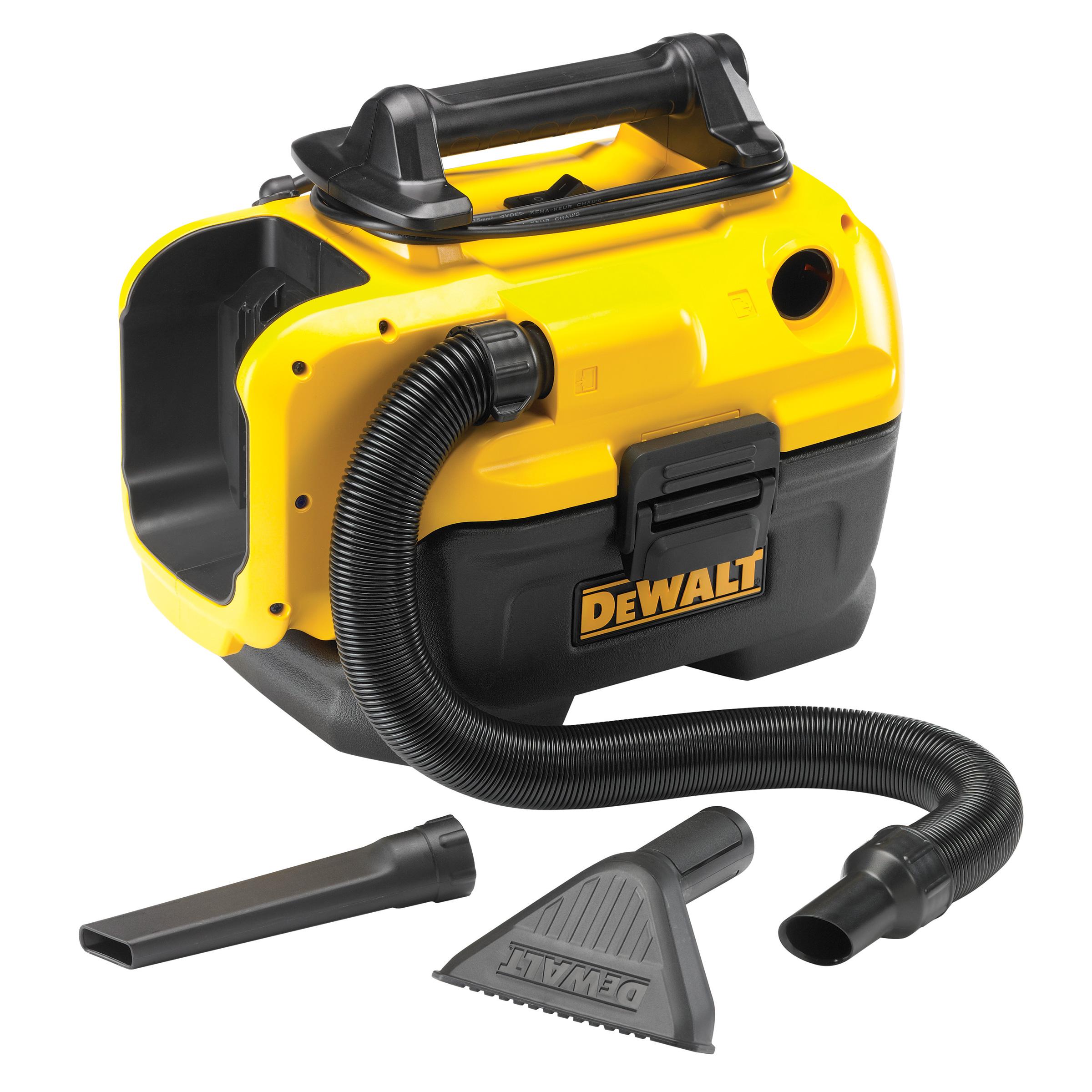 Dewalt Flexvolt Wet Dry Vacuum Dcv584l Tool Craze