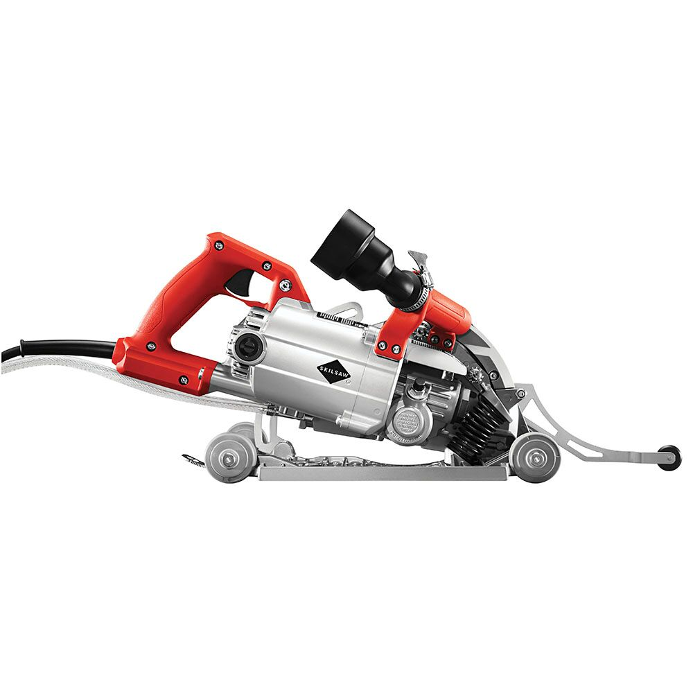 Skilsaw medusaw concrete cutting worm drive circular saw tool craze the skilsaw medusaw doesnt come with a blade so you will have to pick one up separately it uses 7 inch blades although max cutting depth isnt yet listed greentooth Image collections