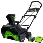 Expired Deal – GreenWorks Pro 80V 20-Inch Cordless Snow Thrower $250.99