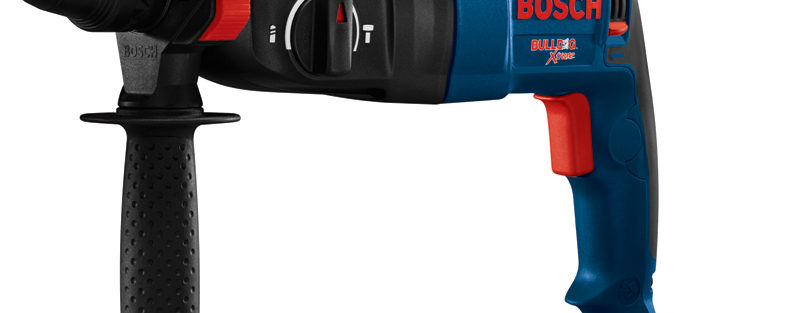 New Bosch Bulldog Xtreme Corded 1″ SDS Plus Rotary Hammer with Pistol Grip GBH2-26