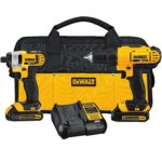 Deal – Dewalt 20V Max Drill OR Impact Kits $99 or Combo Kit $159