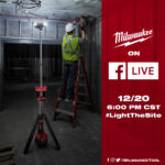 Milwaukee – Light The Site – Live Event on Facebook Tuesday @ 6pm CST